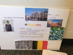 Poster about Belgium
